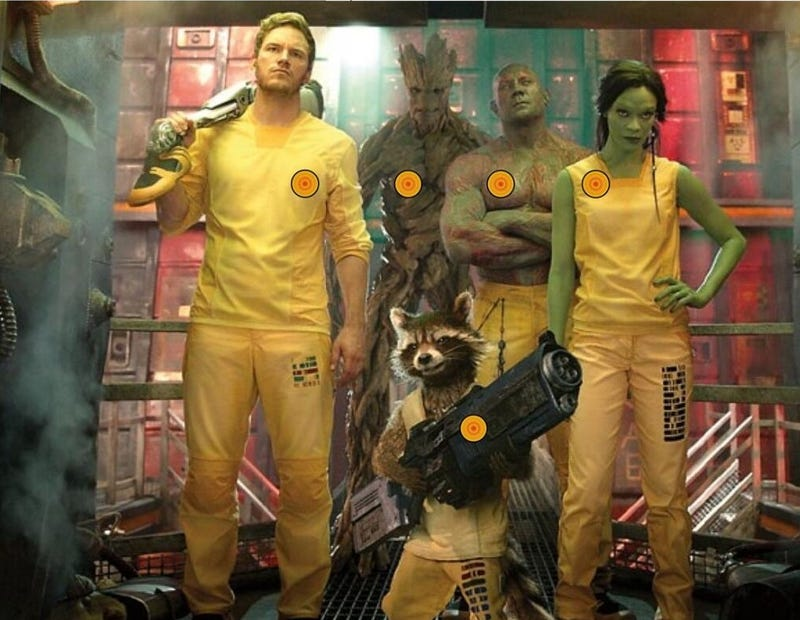 Illustration for article titled Guardians Of The Galaxy Details Revealed, Including Link To Avengers 3
