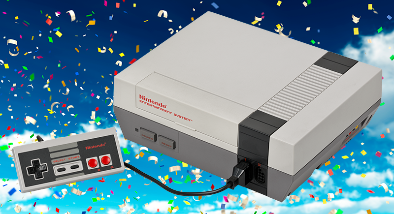 Illustration for article titled Happy 30th Birthday, Nintendo Entertainment System