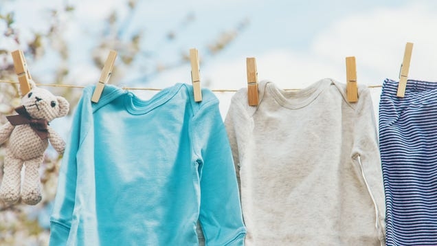You're Probably Air Drying Your Clothes All Wrong