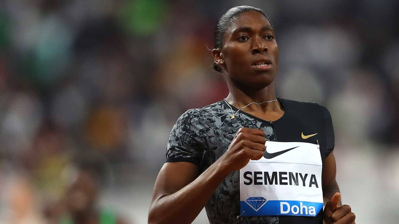 Illustration for article titled Swiss Court Suspends IAAF's Discriminatory Ruling Against Caster Semenya