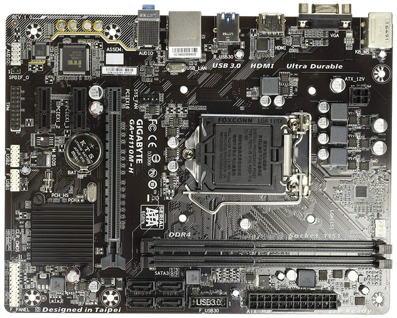 Illustration for article titled I'm using my state tax return to build my first PC.