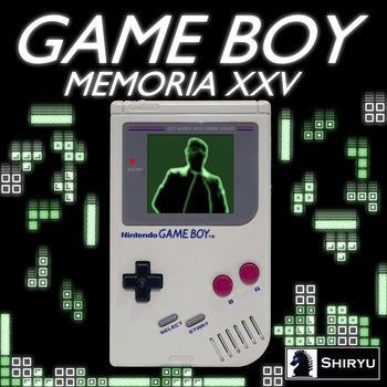 Illustration for article titled Shiryu Music Presents Game Boy Memoria XXV