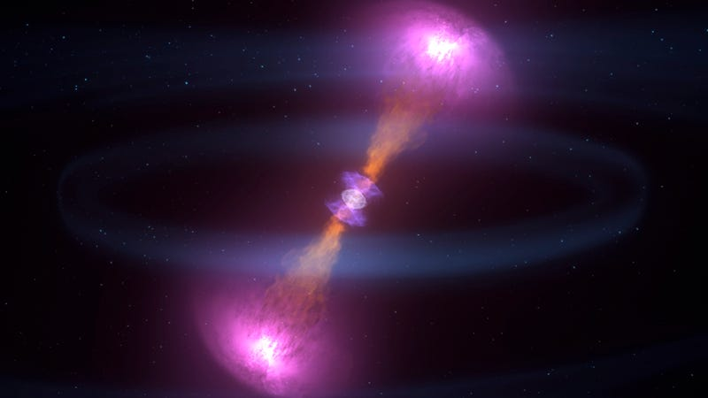 Let's Break Down What That Monumental Neutron Star Collision Actually Told Us