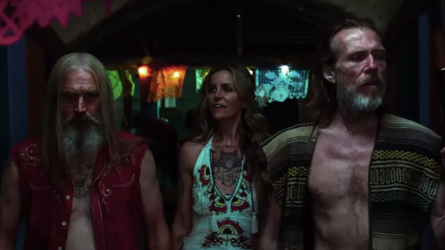 """The Firefly clan promise """"a real day of the dead"""" in gory trailer for Rob Zombie's 3 From Hell"""
