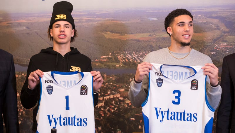 Illustration for article titled Ball Brothers' Short, Bizarre Lithuanian Experiment Comes To Predictably Silly End