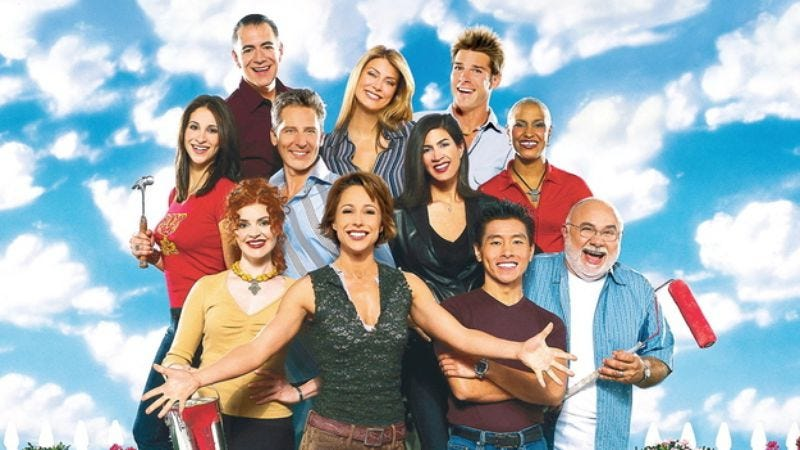 Trading Spaces Set A High Standard For Reality Tv That Has