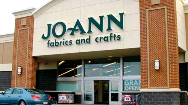 Illustration for article titled Which Team Member Of Jo-Ann Fabric & Craft (Jacksonville Branch) Are You?