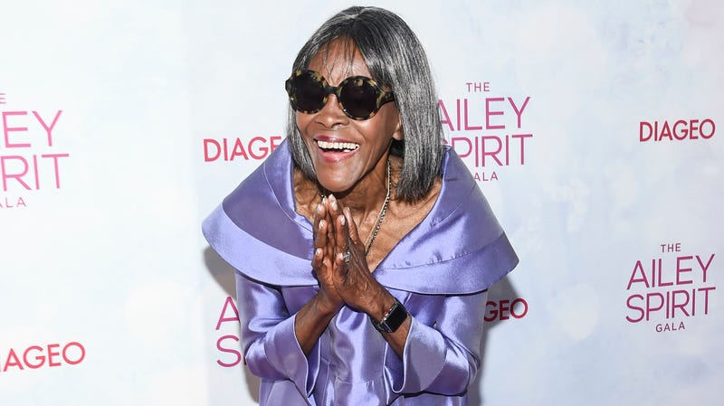 Cicely Tyson attends the 2018 Ailey Spirit Gala Benefit at David H. Koch Theater at the Lincoln Center on June 14, 2018, in New York City.