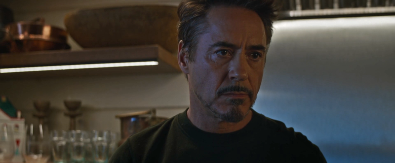 Tony Stark dares to dream of what could be.
