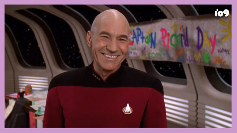Why We Will Always Love the Humble Heroism of Captain Picard