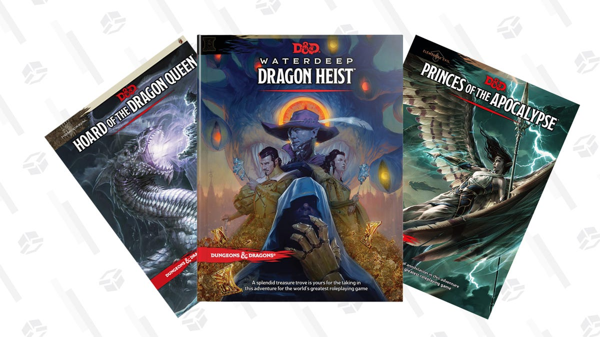 How to Be a Dungeon Master - The Equipment You Need to Get Started