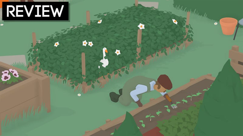 Untitled Goose Game: The Kotaku Review