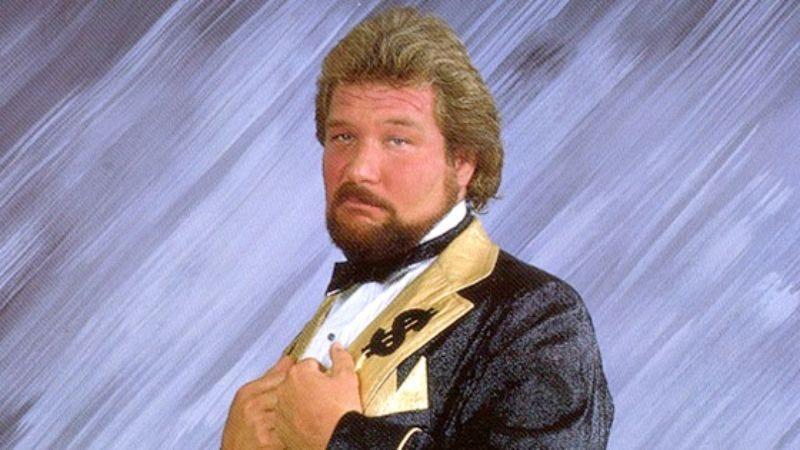 Illustration for article titled Ted DiBiase Worried About Current Status Of His Million Dollars