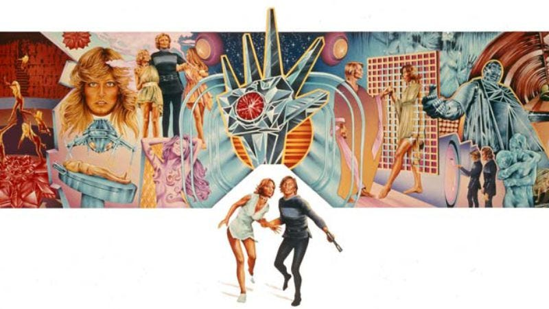 Illustration for article titled Dystopian science-fiction films of the 1970s