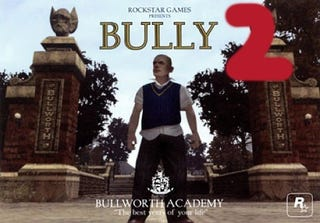Illustration for article titled Composer Mentions Bully 2 [UPDATE]