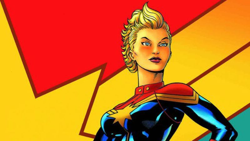 Illustration for article titled The Captain Marvel movie will be an origin story after all