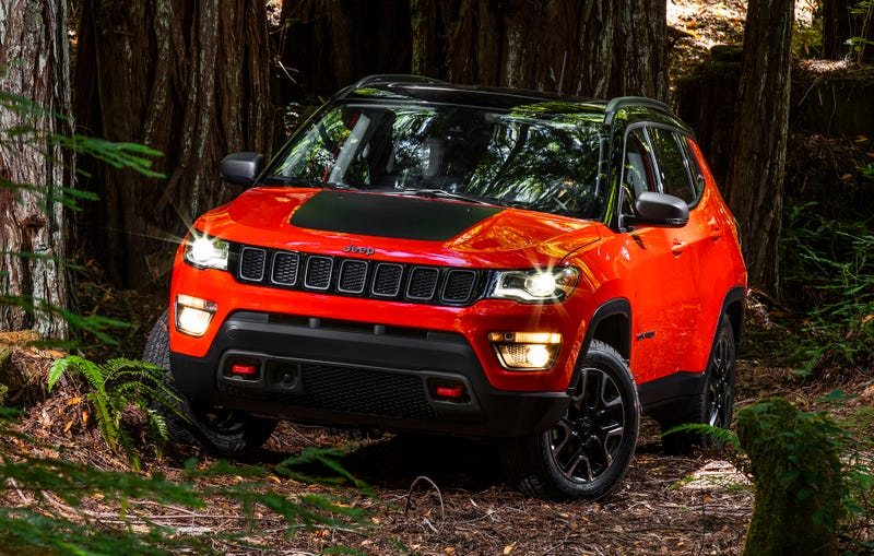 Just call it a baby Grand. (Images via Jeep)