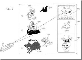 Illustration for article titled New Nintendo Patent Looks Like Picture Pages 2.0