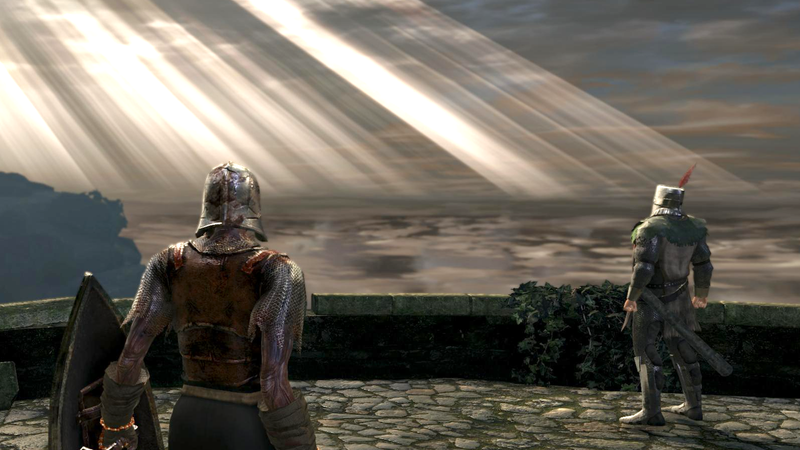 The Thrill Of Finally Playing The First Dark Souls