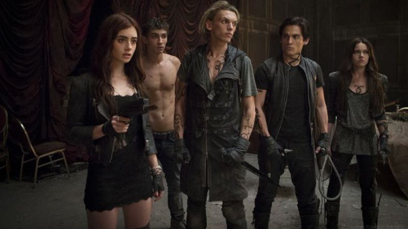 Illustration for article titled Mortal Instruments probably won't be getting any sequels after all