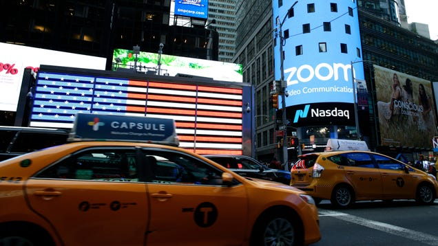 Reminder: Zoom Will Lift Its 40-Minute Cap on Thanksgiving