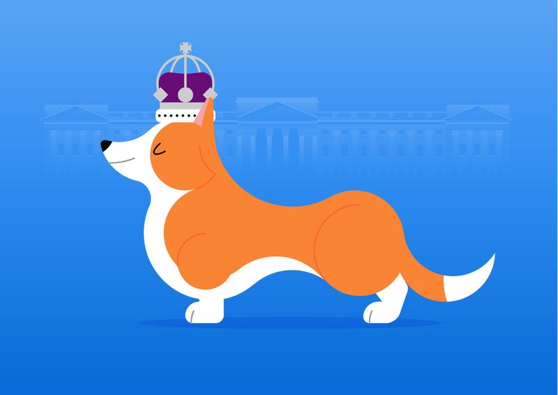 Illustration for article titled Ye Royal Corgi