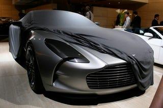 The Million Aston Martin One Live From Paris - Aston martin 177