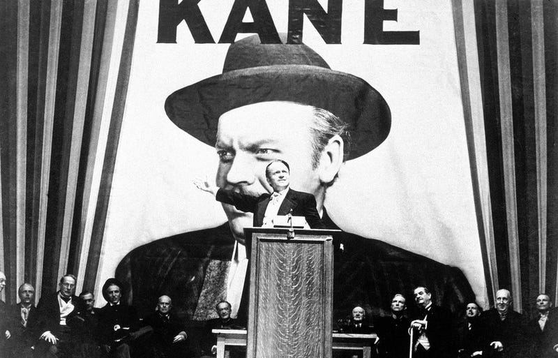 """Illustration for article titled There's No Such Thing As A """"Citizen Kane"""" Of Video Games (Yet)"""