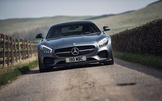 Illustration for article titled AMG's Tobias Moers asks: should Mercedes build a GT4 race car?