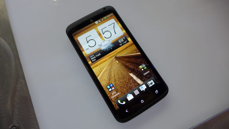 Illustration for article titled HTC One X+ Hands-On: Really Good Is Getting Better