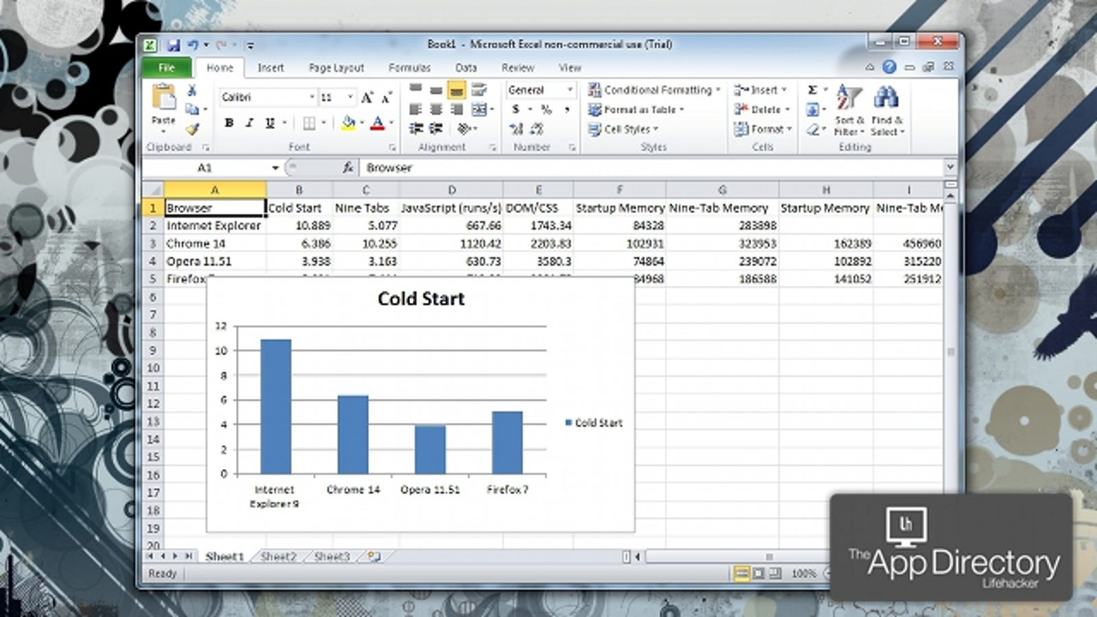 The Best Spreadsheet App for Windows