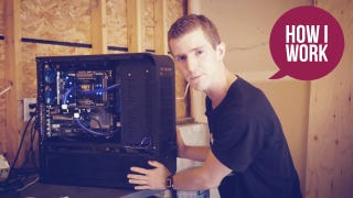 I'm Linus Sebastian of LinusTechTips, and This Is How I Work