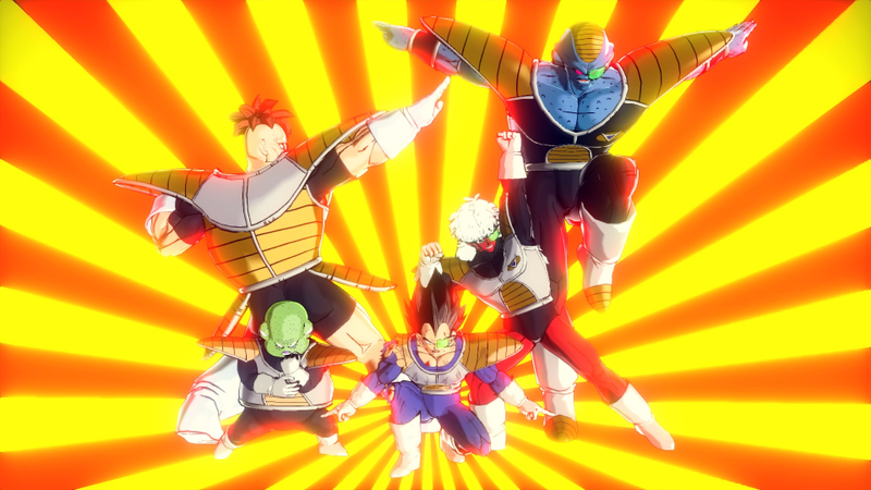 Illustration for article titled Dragon Ball Xenoverse Season Pass, New Characters Detailed