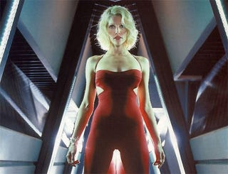 Illustration for article titled Tricia Helfer Is StarCraft II's Kerrigan