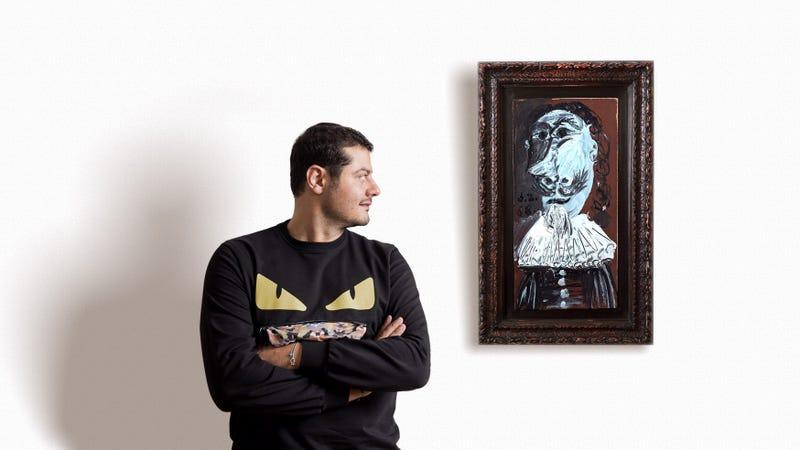 25.000 personas ponen $80 por cabeza para comprar un cuadro de Picasso por Internet