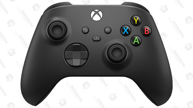 Xbox Series X Controllers Are On Sale for $50, So Get  Em While They re Hot