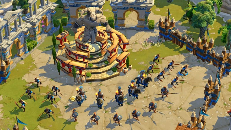 Illustration for article titled Why You Need to Play Age of Empires Online... And Believe My Lies