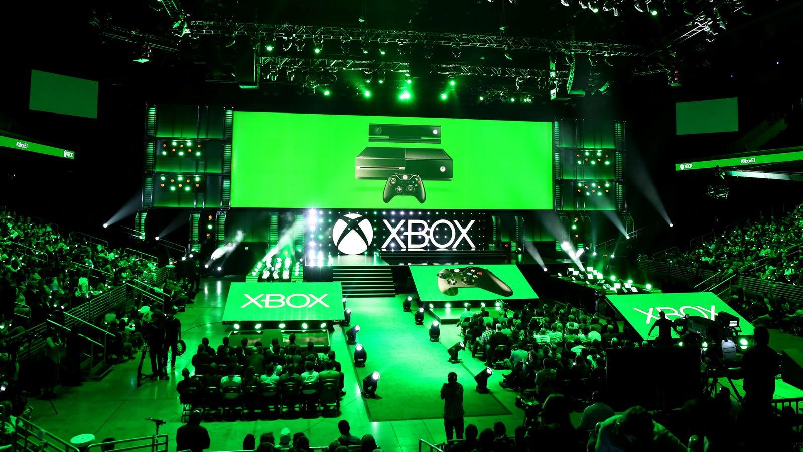 Estos son los nuevos juegos que llegarán a Xbox One