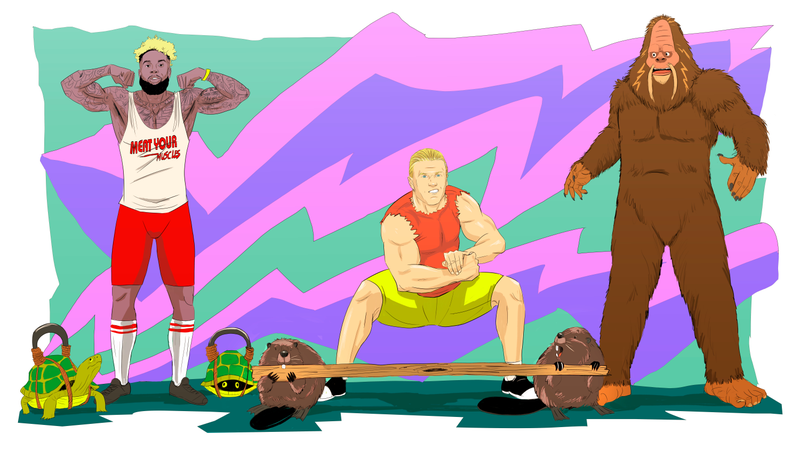 Illustration for article titled Try The 4-Week Workout That Whipped Odell Beckham And Clay Matthews Into Shape