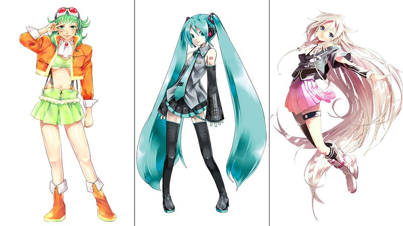 Vocaloid Anime Characters | www.pixshark.com - Images ...