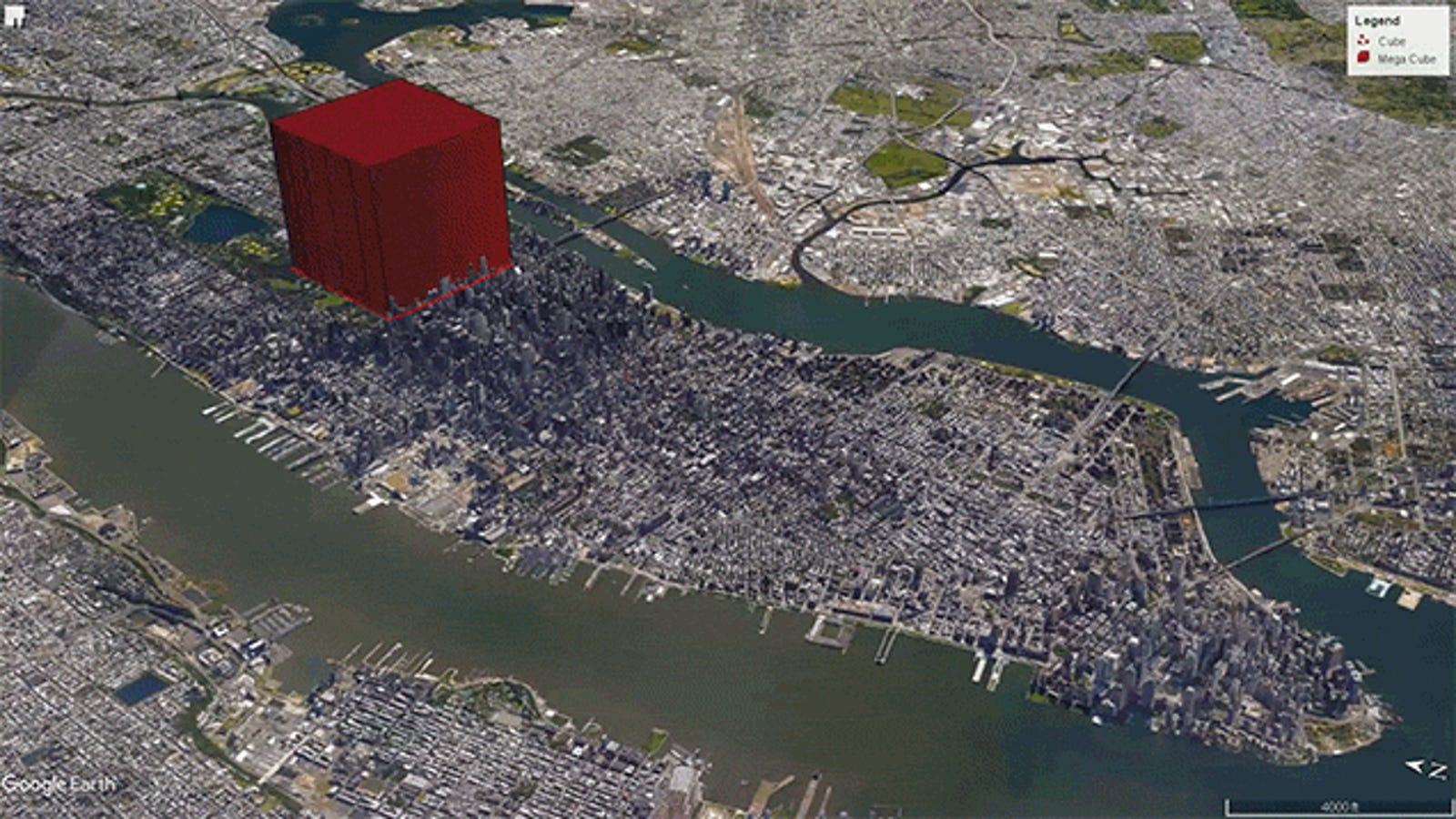 The Number of People You Can Fit in the World's Biggest Buildings Is Staggering
