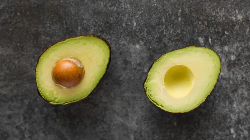 Illustration for article titled Egg-sized snack avocados could solve at least one of the world's problems