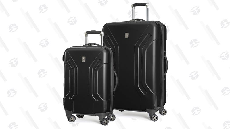 Travelpro Inflight Light 2-Piece Luggage Set | $90 | Amazon