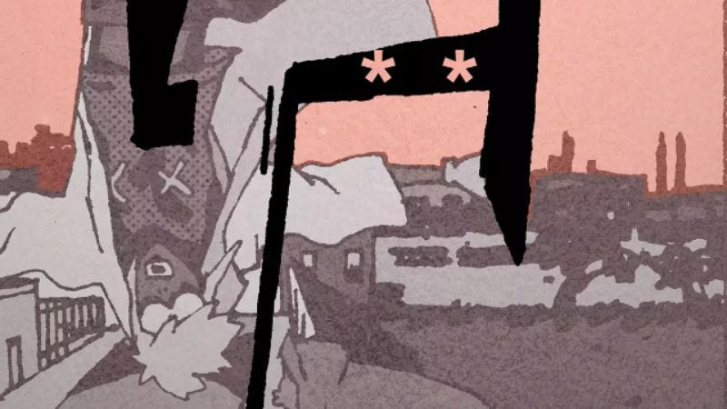 Illustration for article titled Stela's GratNin: KGMR showcases the creative potential of digital comics