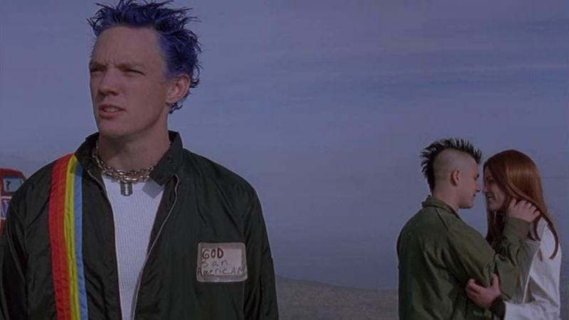 Illustration for article titled Matthew Lillard apparently too much of a poseur for SLC Punk sequel