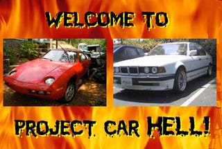 Illustration for article titled Project Car Hell, Teutonic Nemesis Edition: BMW 750iL or Porsche 928?