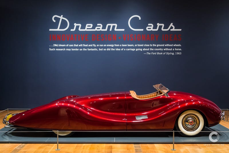 Illustration for article titled Dream Cars—Atlanta High Museum