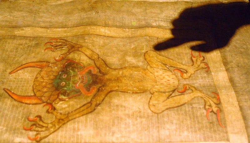"""Illustration for article titled Quién está detrás del Códex Gigas, la """"Biblia del diablo"""" que supuestamente escribió Satanás"""
