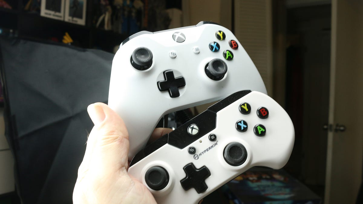 Hyperkin X91 Retro Controller Review Past Imperfect Xbox One Wiring Diagram