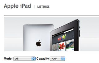 Illustration for article titled Sell Your iPad Overseas on eBay and Profit